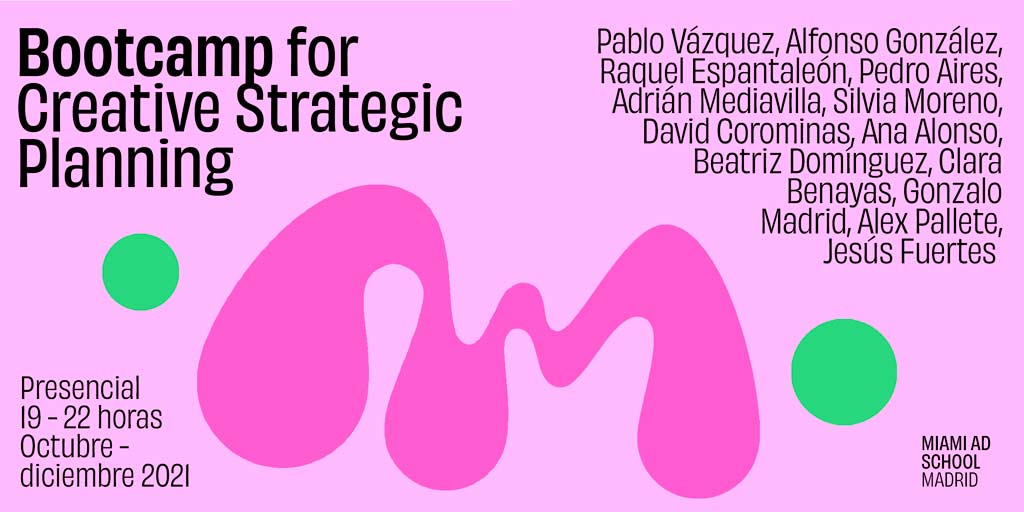 Bootcamp for Creative Strategic Planning