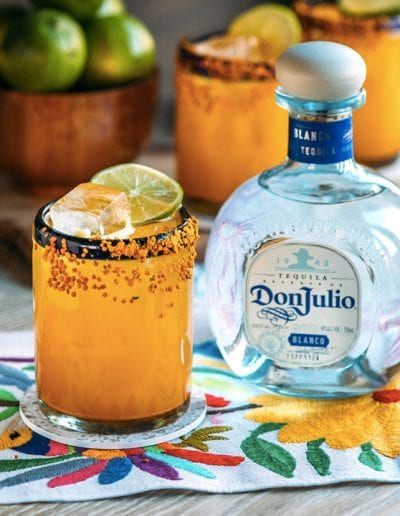Tequila Don Julio Silver