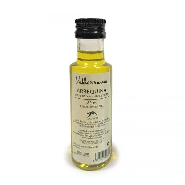 Arbequina Pet 25 ml