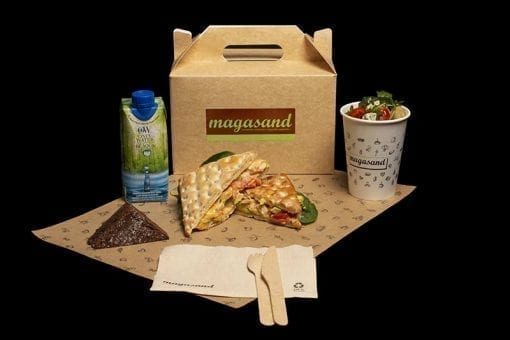 Magasand Lunch Box