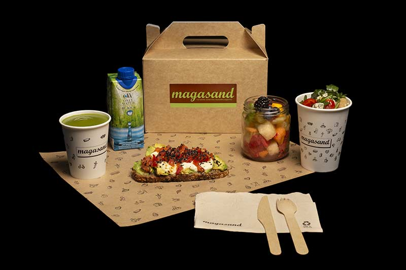 Magasand Healthy Box